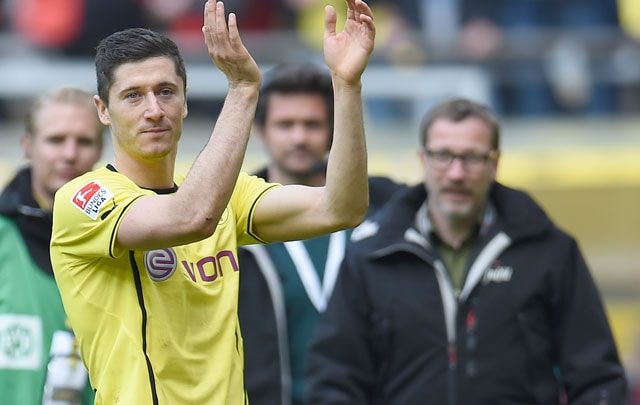 Robert Lewandowski Hopes to Sign Off at Borussia Dortmund With German Cup Title