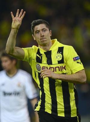 Robert Lewandowski hoping to move this summer