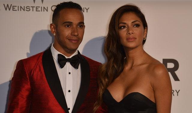 Lewis Hamilton, Nicole Scherzinger Dazzle at Cannes!