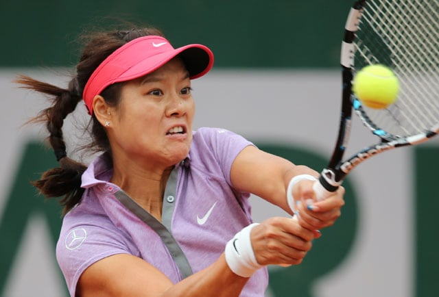 French Open: Li Na Crashes Out in First Round