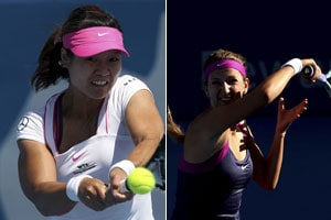 Li Na, Azarenka advance in Sydney International