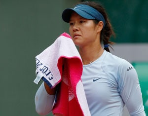 China netizens turn on Li Na after defeat outburst