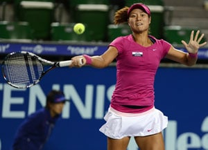 China's Li Na hails mental boost