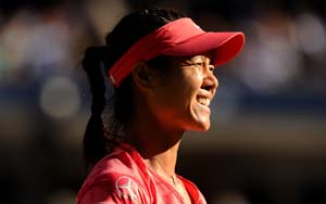 Li Na vows to battle stagefright after US Open loss