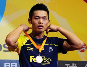 Lin Dan the greatest, says record-breaking Gade