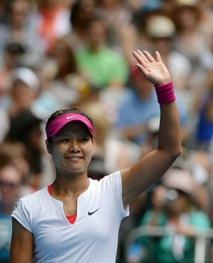 Indian Wells defeat no cause for concern, says Li Na