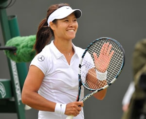Wimbledon 2013: China's Li Na races into quarter-finals