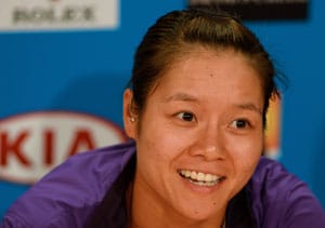 Li Na, fiery trailblazer for Chinese tennis