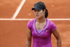 Li Na ponders future after French Open loss