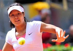 China's Li advances in Madrid