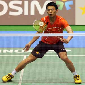 Lin Dan takes a swipe at the Badminton World Federation