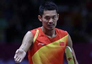 London 2012 Badminton: Lin Dan beats Lee Chong Wei to win Gold