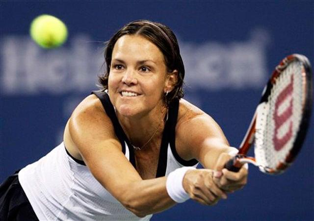 Lindsay Davenport elected to Tennis Hall of Fame