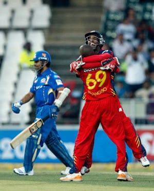 CLT20: Highveld Lions outclass Mumbai Indians