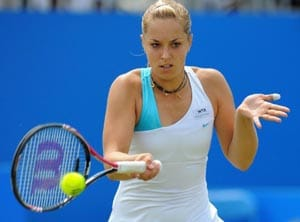 Lisicki bows out in Auckland with back injury