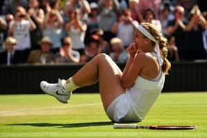 Wimbledon 2013: Sabine Lisicki beats Agnieszka Radwanska to enter final