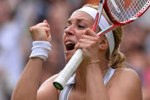 Wimbledon 2013: I knew I could beat Serena, says Lisicki after triumph