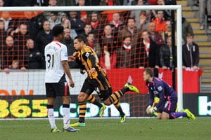 EPL: Hull City Tigers create upset, beat Liverpool 3-1 at home
