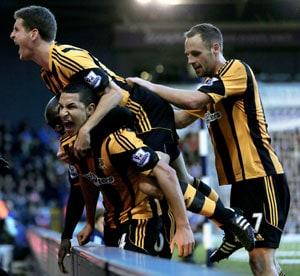 EPL: West Brom draw 1-1 with Hull City in Birmingham
