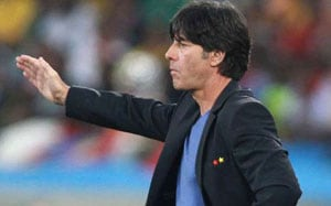 Germany coach Loew says looks to extend reign beyond 2014