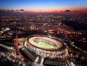 Olympic stadium deal with West Ham collapses