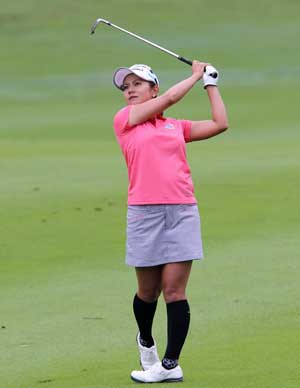 Japan's Ai Miyazato leads LPGA Thailand