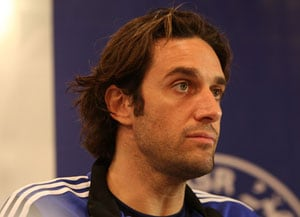 Shock return to Fiorentina for Luca Toni, says the club