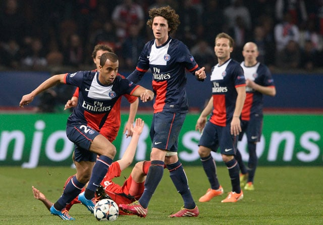 Champions League: Paris Saint-Germain see off Bayer Leverkusen to secure last-eight berth