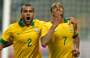 Hosts Brazil beats France 3-0 ahead of Confederations Cup