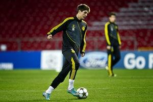 Chelsea striker Lucas Piazon to join Malaga in loan deal