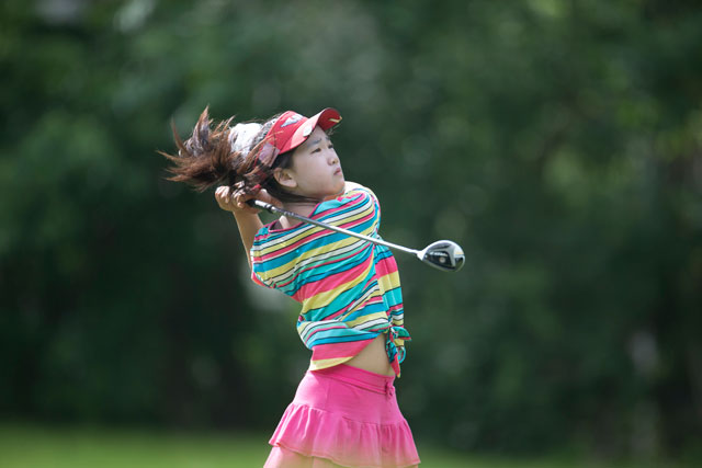 Lucy Li is Youngest Qualifier For US Open Golf at 11 Years of Age