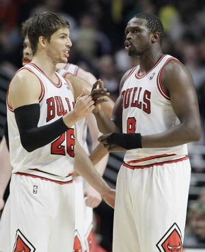Chicago Bulls beat Detroit Pistons 83-71