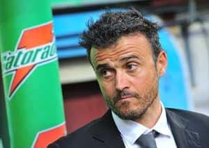 Roma confirm Enrique departure