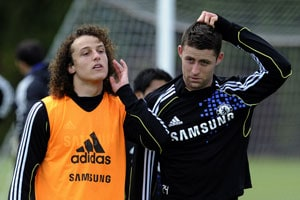 David Luiz, Gary Cahill confident of playing Champions League final