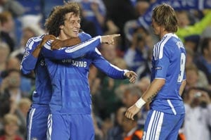 Chelsea duo in race for Champions League final