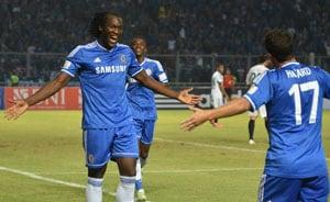 Jose Mourinho 'calm' over Wayne Rooney as Romelu Lukaku shines