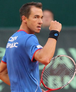 Czech Republic advance to Davis Cup semi-finals