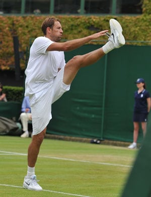 Wimbledon 2013: Can he win it? Kubot can-can