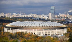 Luzhniki stadium to host 2018 FIFA World Cup final