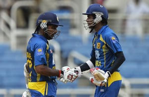 Tri-Series: Mahela Jayawardene records third century vs India, Upul Tharanga his second