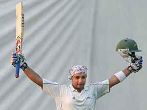 Ranji Trophy: Mahesh Rawat's unbeaten century gives Railways edge against Bengal