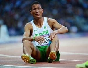 London 2012: Athlete thrown out for not trying hard