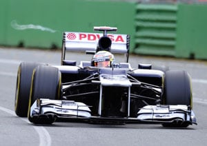 Pastor Maldonado hints at Williams revival