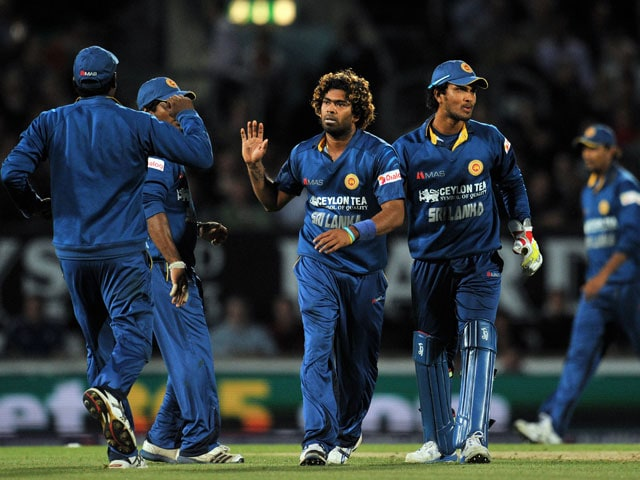 Thisara Perera, Lasith Malinga Set Up Sri Lanka's Nine-Run Win Over England in Lone T20I