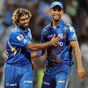 IPL 6: Mumbai Indians to miss Malinga in their opening game vs Bangalore