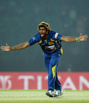 "Lasith Malinga is our ""go to man"" under pressure: Angelo Mathews"