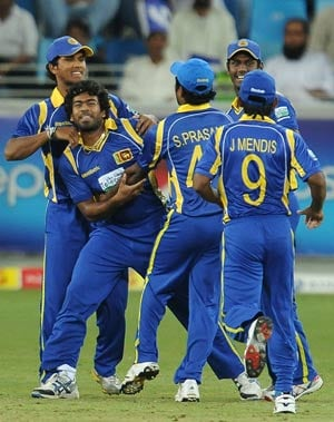 Sri Lanka draw level with a vengeance