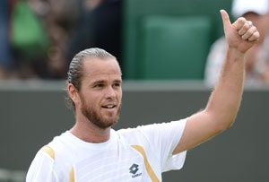 Wimbledon 2012: Malisse backs defeated Simon's prize money stance