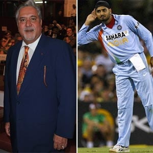 Mallya not to withdraw Harbhajan ad spoof: Reports