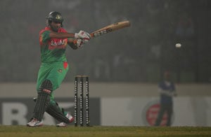 Bangaldesh beat West Indies in 5th ODI to claim series